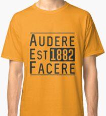 Audere Est Facere Classic T-Shirt