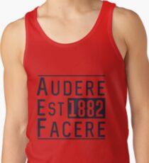 Audere Est Facere Tank Top