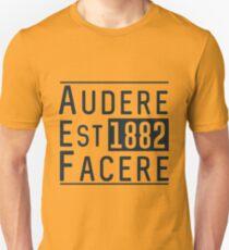 Audere Est Facere Unisex T-Shirt