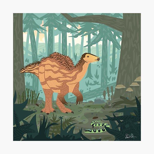 Camptosaurus Photographic Print
