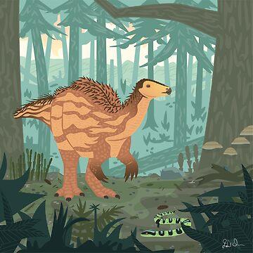 Camptosaurus by anatotitan