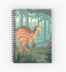 Camptosaurus Spiral Notebook