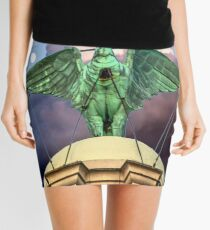The Liver Bird Mini Skirt