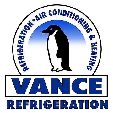 Vance Refrigeration by fashprints