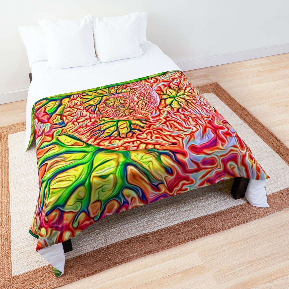 interesting... Comforter
