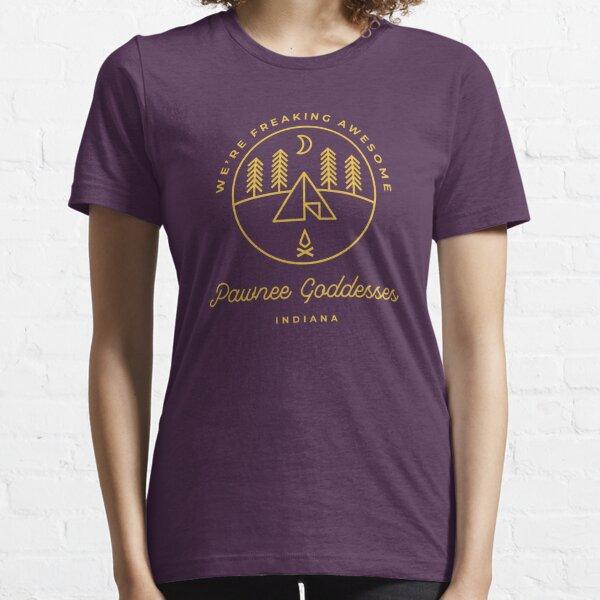 Pawnee Goddesses Essential T-Shirt