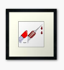 There is no spoon 1 by RootCat Framed Print