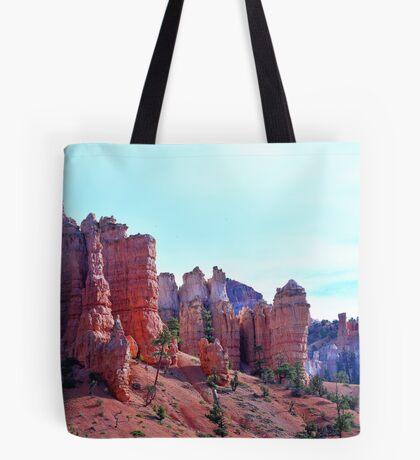 Hoodoos Of Bryce Canyon Tote Bag