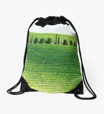 The beautiful vineyard of Collio, Friuli Venezia-Giulia, Italy Drawstring Bag