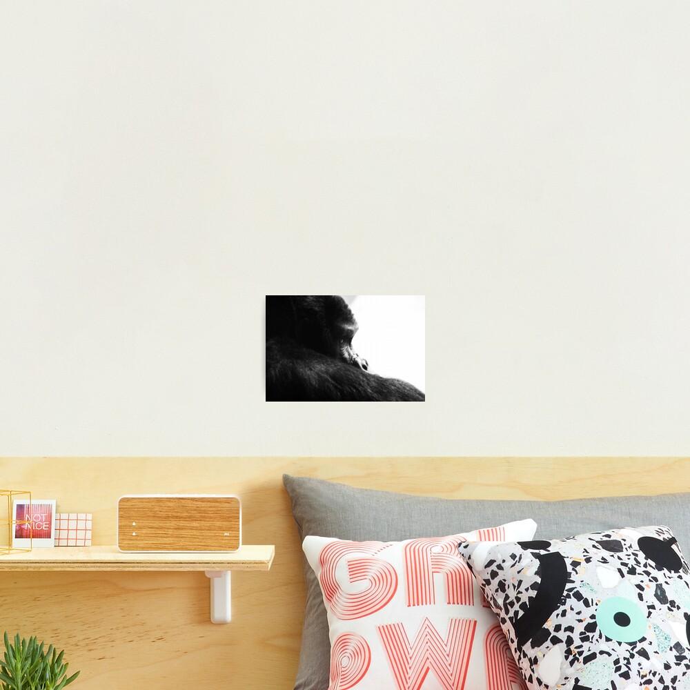 Gorilla! Photographic Print