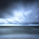 « Cloudy Day on the Beach » par Patrice Mestari