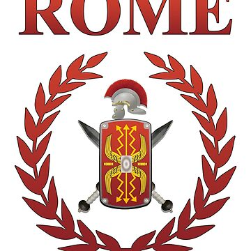 Roman Empire Legionary of Rome Armaments by WarlordApparel