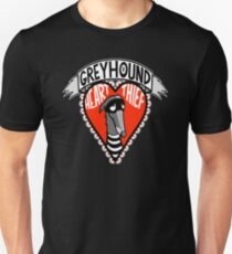Greyhounds Are Heart Thieves Unisex T-Shirt