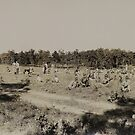 Camp Peay Rifle Range 1935 by 1SG Little Top