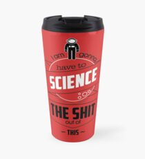 The martian Travel Mug