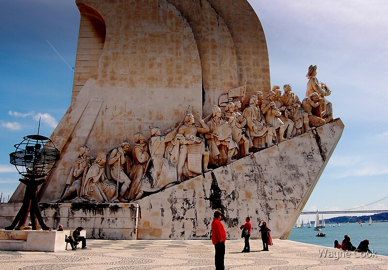 Quot Explorers Long May You Live Explorers Monument Lisbon