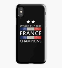 France - World Champions  iPhone Case