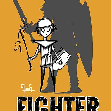 AFTER SCHOOL WARRIORS: FIGHTER by Iceaegis