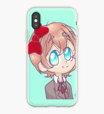 sayori iPhone Case