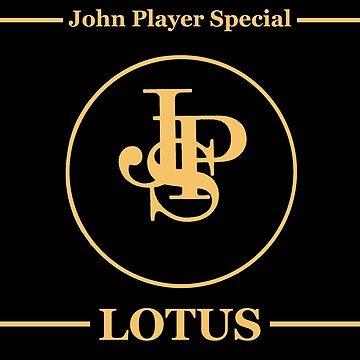 JPS Lotus F1 design by GetItGiftIt