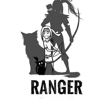 AFTER SCHOOL WARRIORS: RANGER by Iceaegis