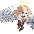 Pirate Angel by Studiokawaii