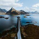 Lofoten Islands by Patrice Mestari