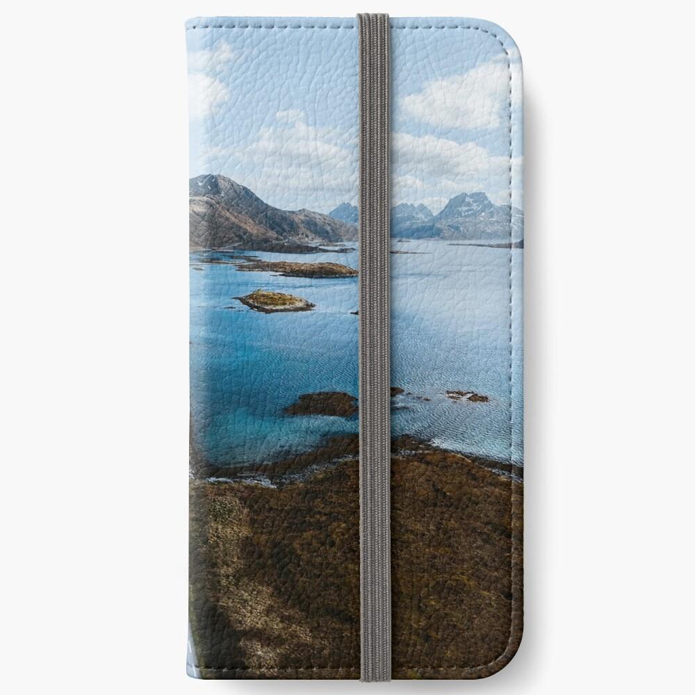 Lofoten Islands iPhone Wallet