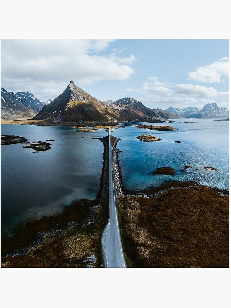 «Lofoten Islands» par patricemestari