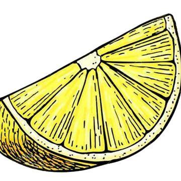 Slice of Lemon by ghjura