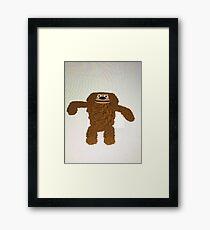 Rowlf the dog Framed Print