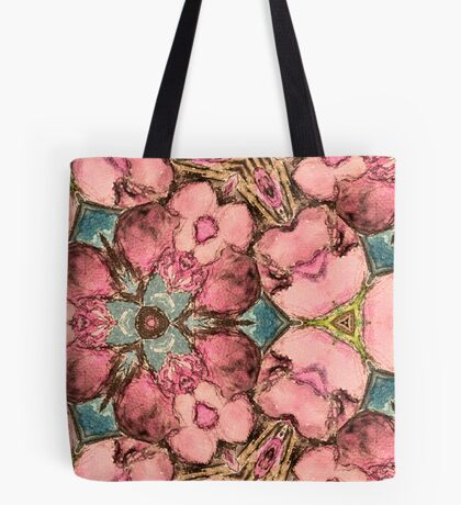 Watercolour Orchids Tote Bag