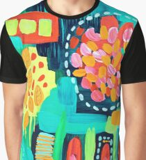 Aerial Abstract III Graphic T-Shirt