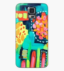 Aerial Abstract III Case/Skin for Samsung Galaxy