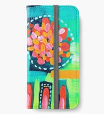 Aerial Abstract III iPhone Wallet/Case/Skin