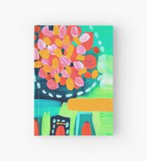 Aerial Abstract III Hardcover Journal