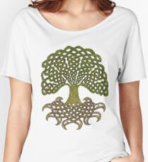 Celtic Yggdrasil - Tree of Life Women's Relaxed Fit T-Shirt