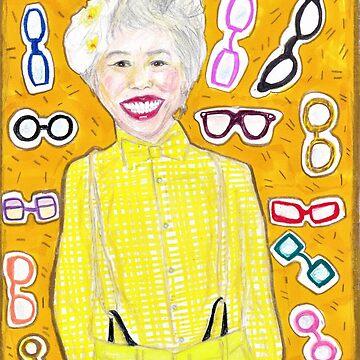 Lee Lin Chin by Michaelaart