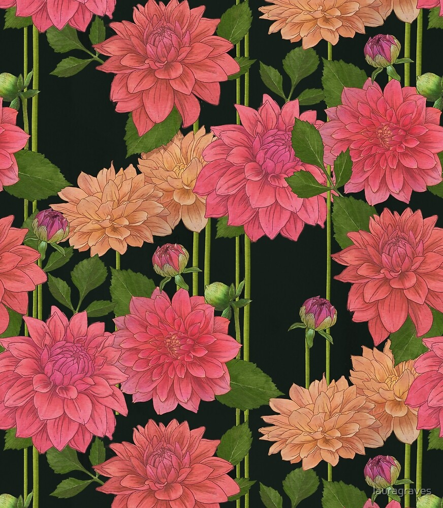 idyllic // dahlia by lauragraves