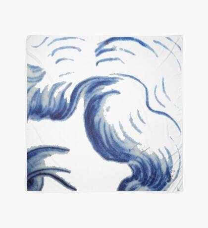 The Look Of An Angel - Azulejo 1.7 RazMeyrelles 2018 Scarf
