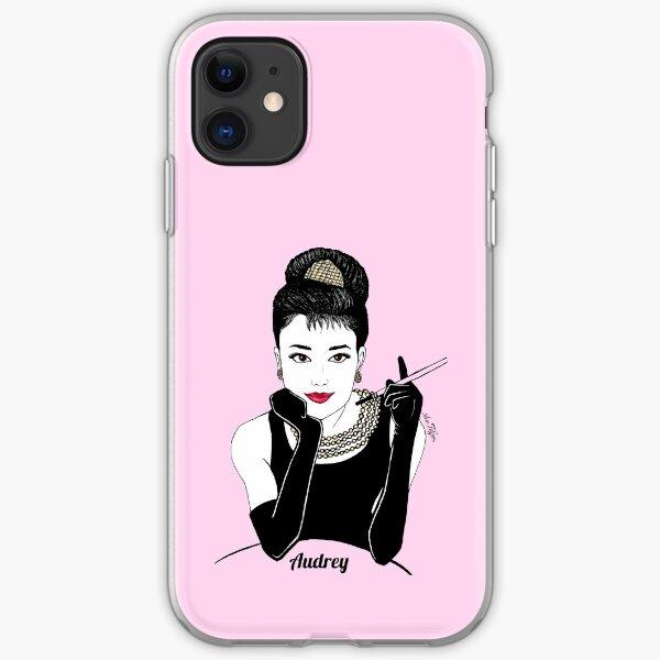 Audrey  iPhone Soft Case