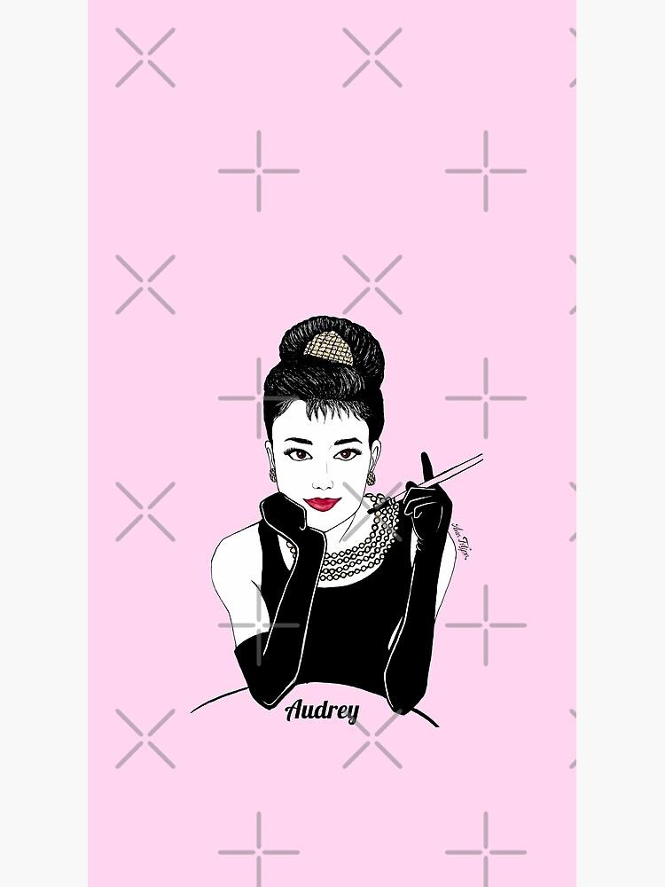 Audrey  by AnaFilipa