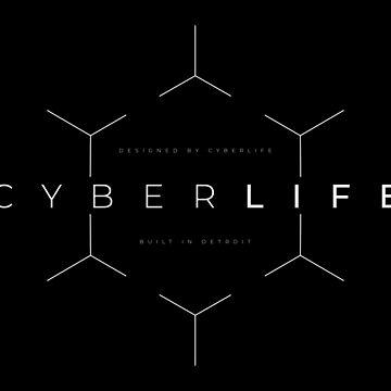 DBH: CyberLife (variant #2) by flaminska