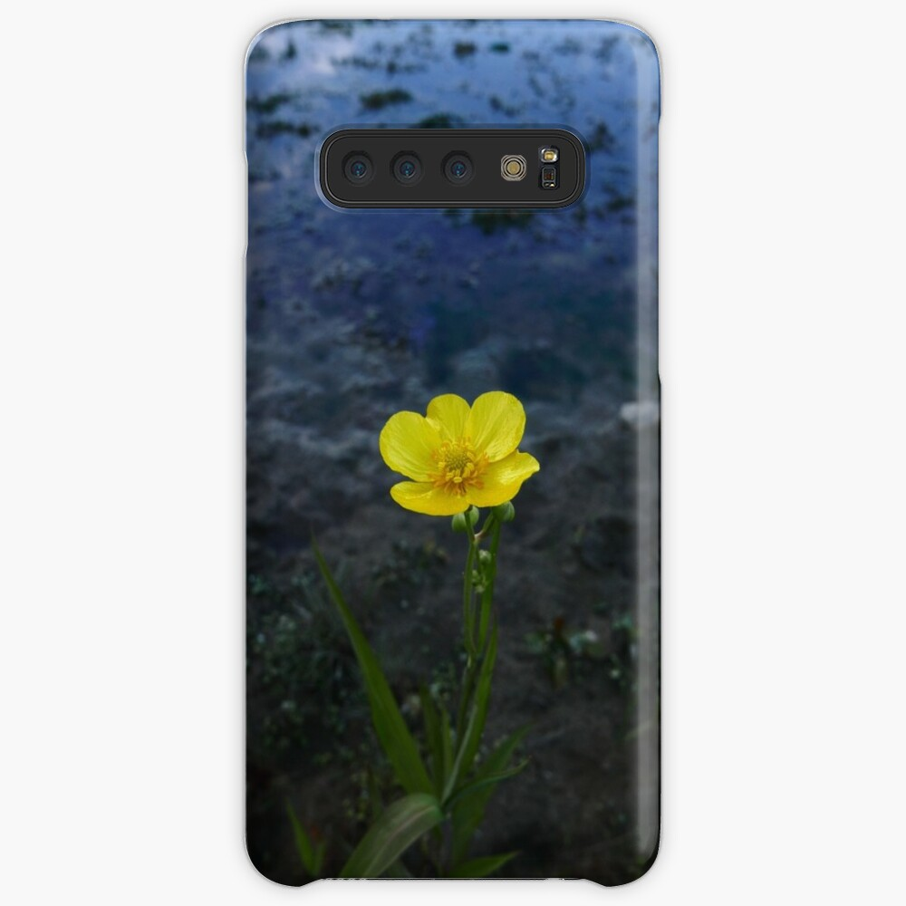 Greater Spearwort (Ranunculus lingua) Case & Skin for Samsung Galaxy