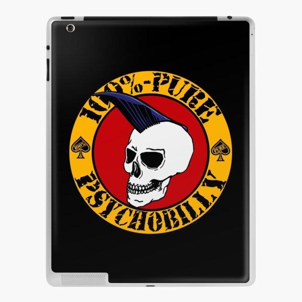 Pure Psychobilly iPad Skin