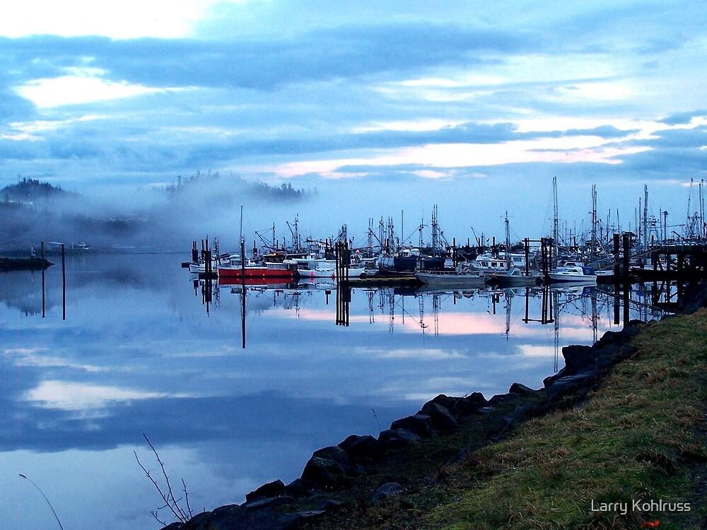 Morning Fog 2 by Larry Kohlruss