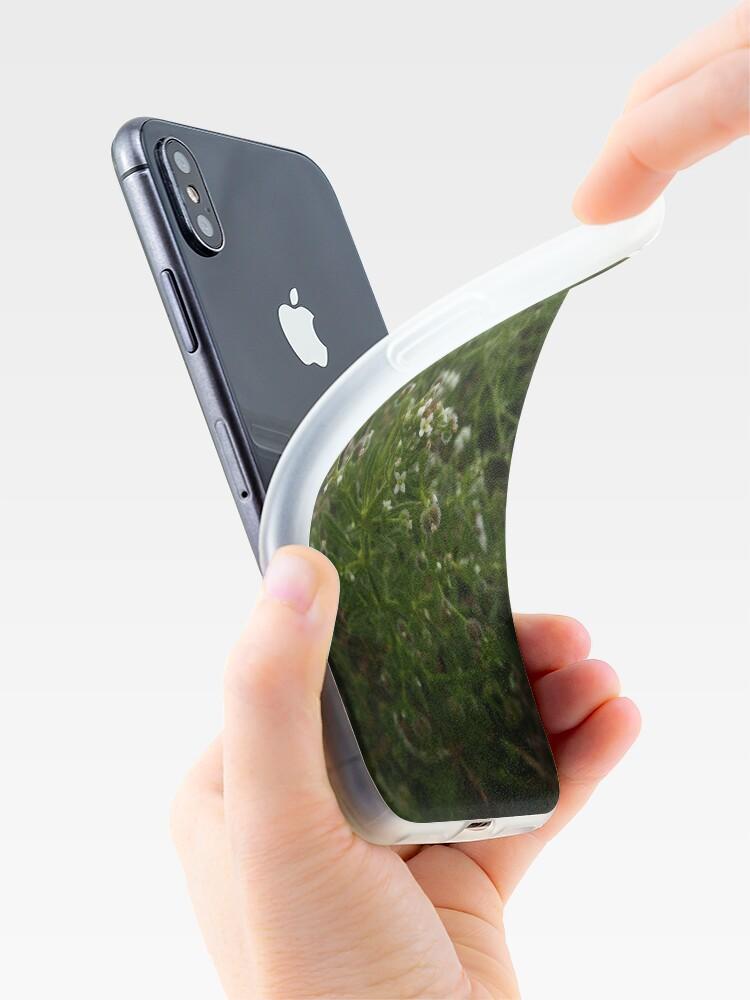 Alternate view of Cleavers (Galium aparine) iPhone Case & Cover