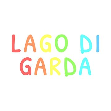 Lago Di Garda Color by lukassfr
