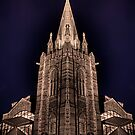 Cathedral at Night by Beckon