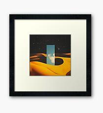 Monolith II Framed Print